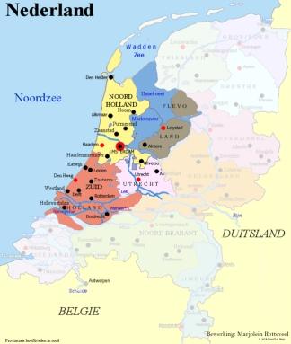 Noordvleugel- en Zuidvleugelland